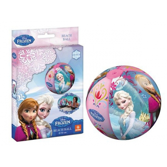 Een Frozen Strandbal 50 Cm Disney te koop aangeboden