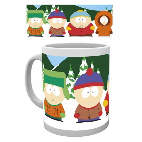 Koffie Beker South Park Figuur Cartoonpartner kopen