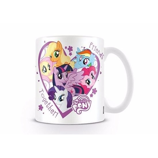 Bekers My little pony vrienden