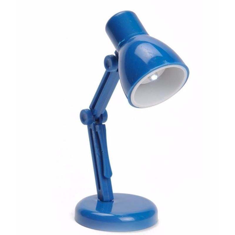 Gadgets Bladmuziek led lampje blauw