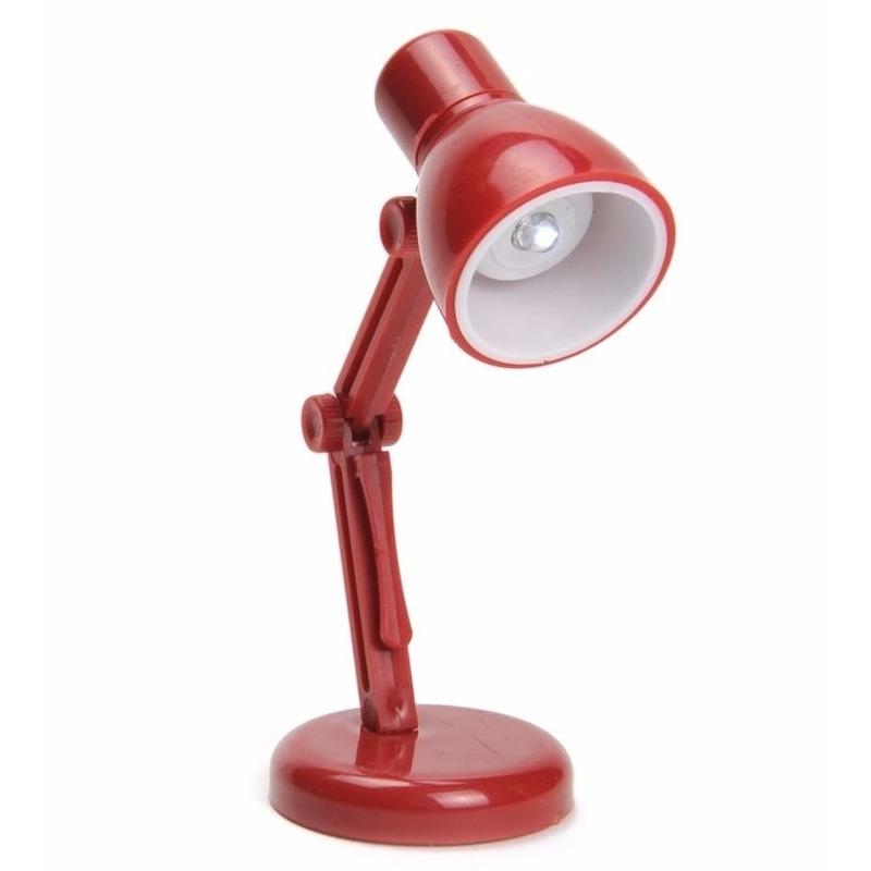 Geen Bladmuziek led lampje rood Gadgets