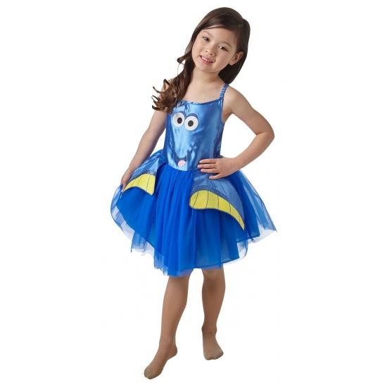 Dory jurkje met tule rokje voor meisjes