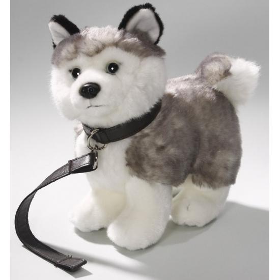 Husky honden knuffels 22 cm
