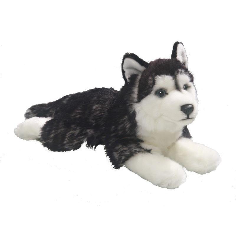 Husky honden knuffels 32 cm