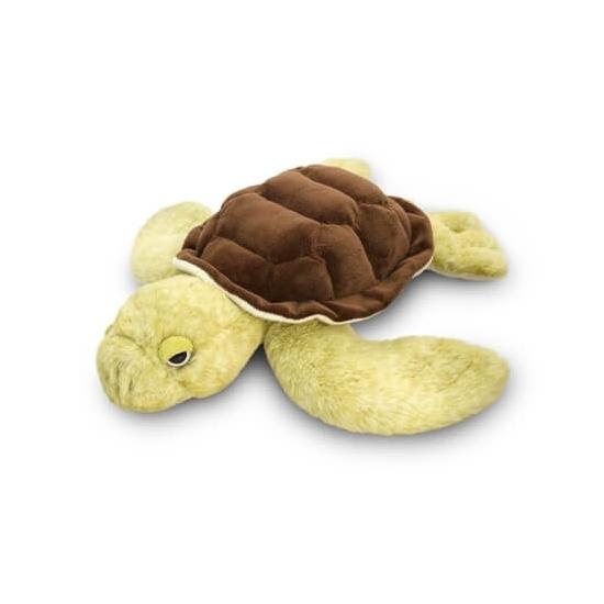 Dieren knuffels Keel Toys Keel Toys pluche zeeschildpad knuffel 35 cm