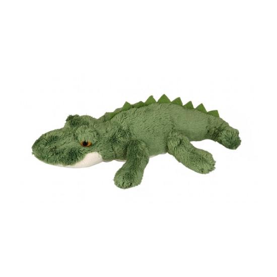 Kleine knuffel krokodil 15 cm CartoonPartner Dieren knuffels