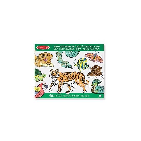 Creatief speelgoed Kleurboeken voor kinderen met dieren