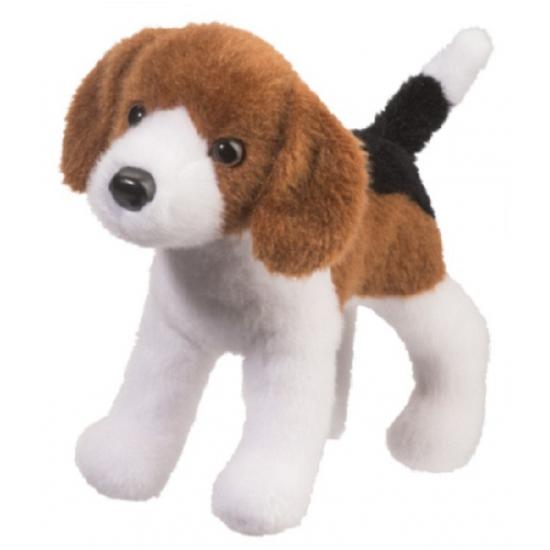 Dieren knuffels CartoonPartner Knuffel hond Beagle 20 cm