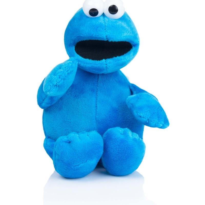 Koekiemonster Sesamstraat pluche knuffel 17 cm speelgoed