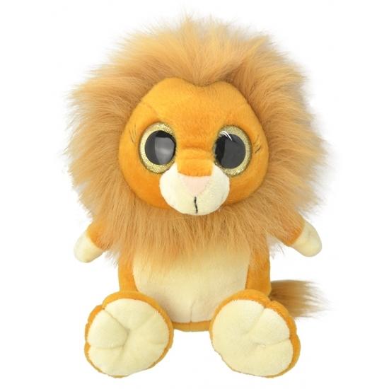 Leeuw knuffeltje 18 cm CartoonPartner Dieren knuffels