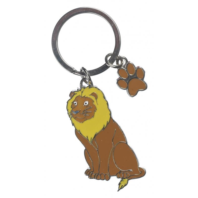 Leeuw sleutel hangertje 5 cm CartoonPartner Goedkoop