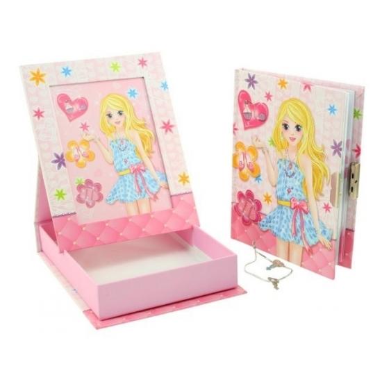 Meisjes kado dagboek CartoonPartner beste prijs
