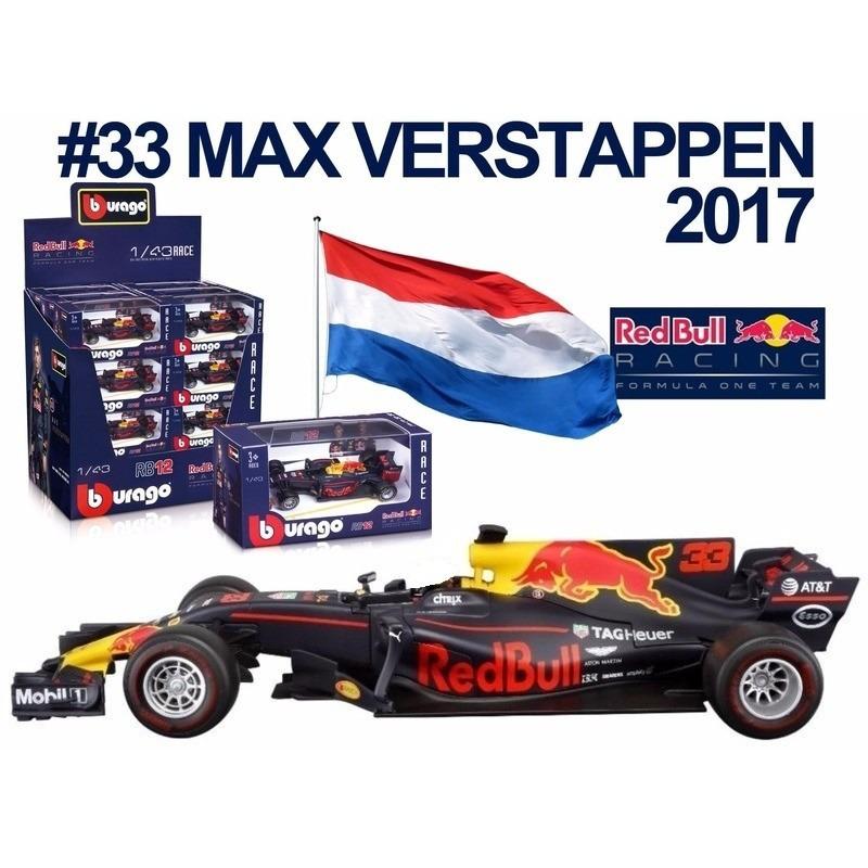 Modelauto RB13 Max Verstappen 1:43