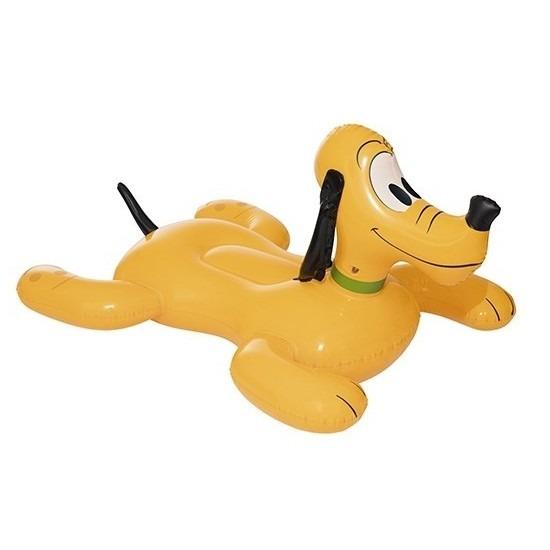 Opblaasbare Pluto voor kinderen 117x107cm