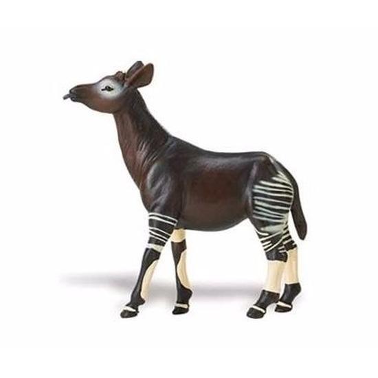 Speelfiguren sets Safari LTD Plastic okapi 10 cm