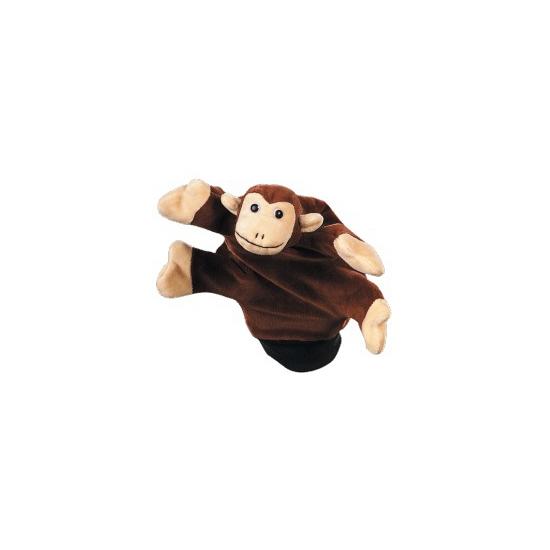 Pluche handpop aapje 22 cm CartoonPartner Koopje