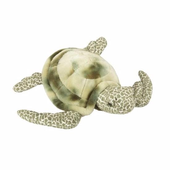 Pluche liggende zeeschildpad knuffel 35 cm CartoonPartner Kopen
