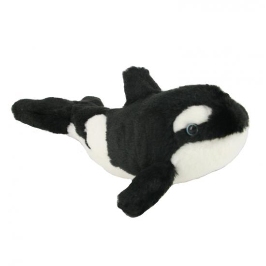 Pluche orka knuffeltje 18 cm CartoonPartner Het leukste