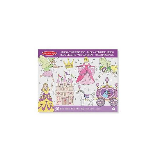 CartoonPartner Prinsessen kleurboek Creatief speelgoed