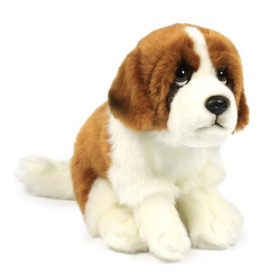 Sint Bernard honden knuffels