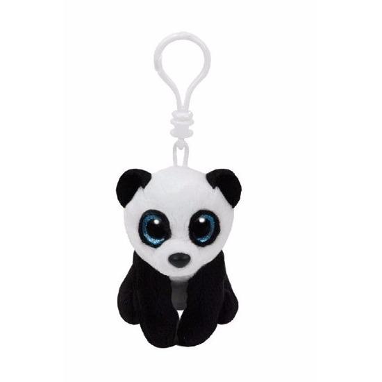 Ty Beanie Ty Beanie sleutelhanger Panda Ming 12 cm Pluche sleutelhangers