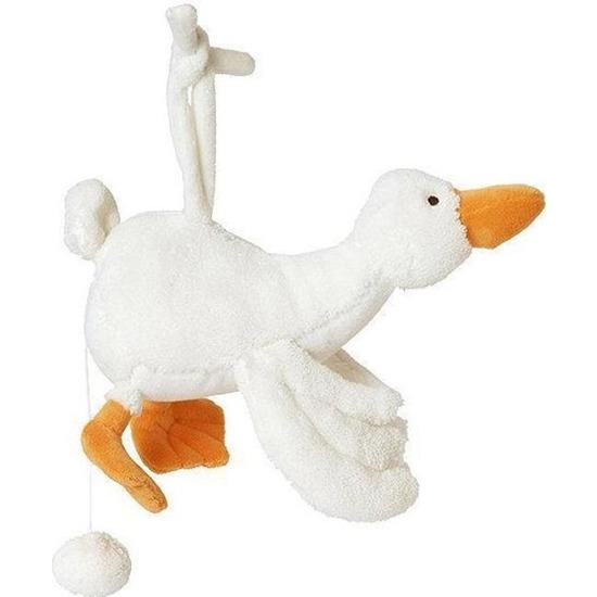 Watervogels knuffeltjes Happy Horse eend/gans Lazy 22 cm