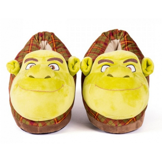 Wintersloffen Shrek voor kids