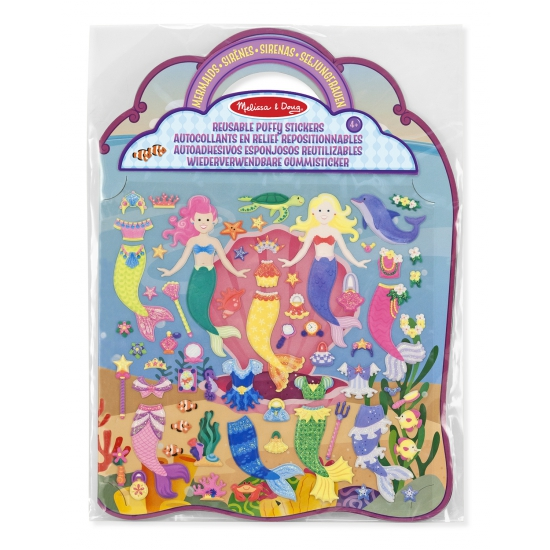 Zeemeermin speelgoed stickerboek CartoonPartner laagste prijs