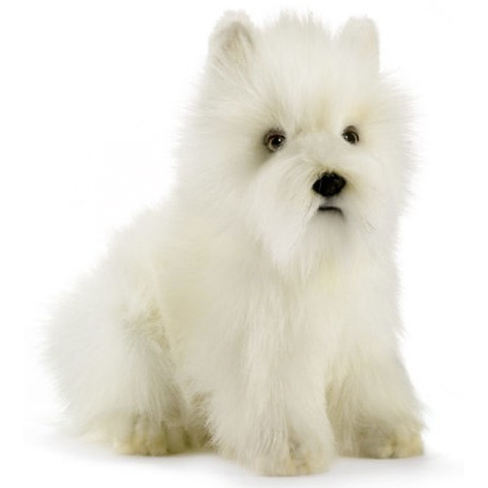 Knuffel West Highland Terrier 23 cm