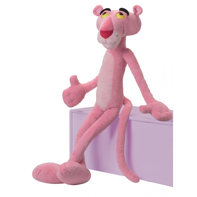 Knuffeldier Pink Panther 85 cm